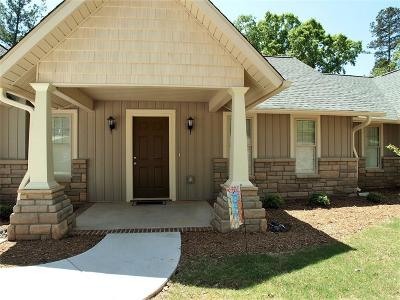 Anderson County, Oconee County, Pickens County Single Family Home For Sale: 125 Harbor Lane