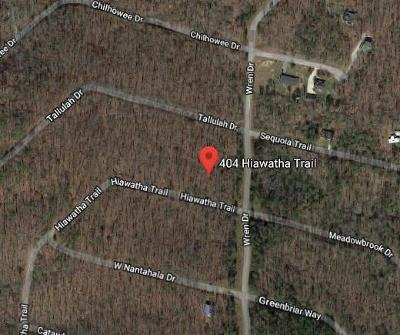 Westminister, Westminster, Westminter Residential Lots & Land For Sale: 404 Hiawatha Trail