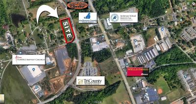 Anderson Residential Lots & Land For Sale: 2618 Standridge Road