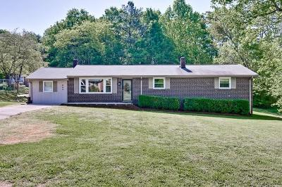 Greenville County Single Family Home For Sale: 605 Sentell Road