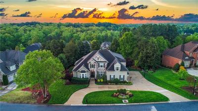 Greer Single Family Home For Sale: 29 Griffith Knoll Way