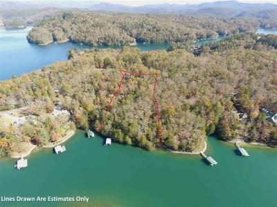 Residential Lots & Land For Sale: J63 Jocassee Point