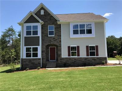 Easley Single Family Home For Sale: 101 New Haven Court