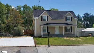 Piedmont Single Family Home Contract-Take Back-Ups: 2 River Street