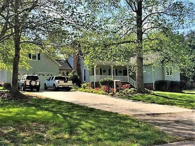 Liberty Single Family Home For Sale: 118 Fleetwood Drive