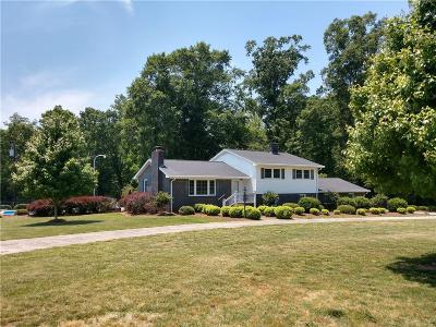 Anderson County Single Family Home For Sale: 500 Howard McGee Road