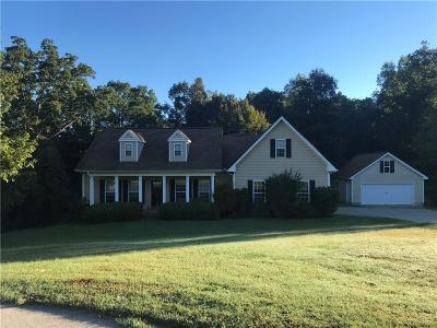 Seneca Single Family Home For Sale: 308 Willow Brook Lane