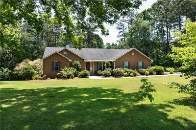 Oconee County Single Family Home For Sale: 500 Queen Annes Lane