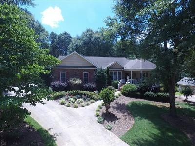 Oconee County Single Family Home For Sale: 254 Stone Pond Way