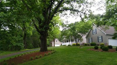 Single Family Home For Sale: 384 Silver Creek Road