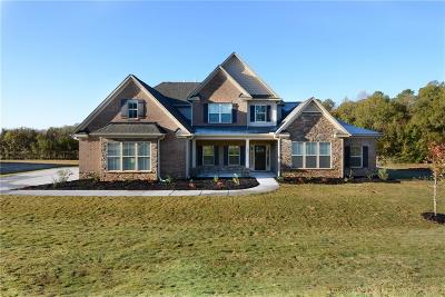 Anderson Single Family Home For Sale: 107 Wild Meadows Drive