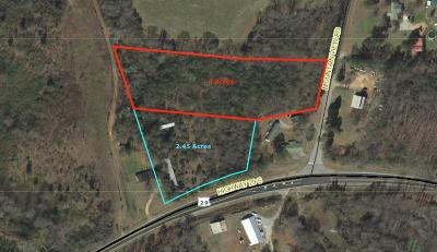 Anderson Residential Lots & Land For Sale: 00 Mountain View Road