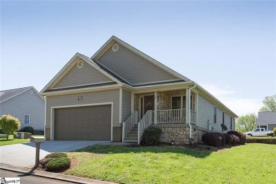 Pickens Single Family Home For Sale: 106 106 Bradley Dr Drive