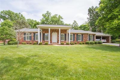 Anderson Single Family Home For Sale: 402 Heyward Road