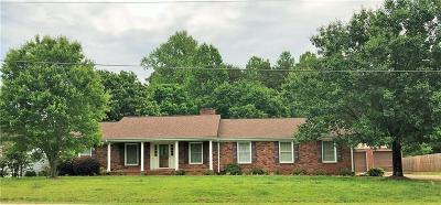 Easley Single Family Home For Sale: 308 Antioch Road
