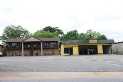 Anderson Multi Family Home For Sale: 1603 N Main Street