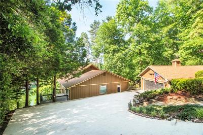 Keowee Key Single Family Home For Sale: 51 Mainsail Drive