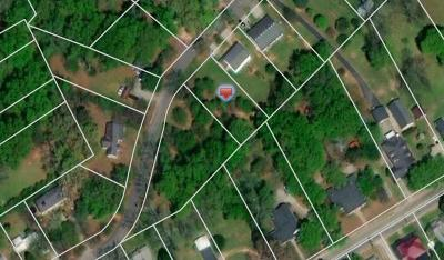 Belton SC Residential Lots & Land For Sale: $12,000