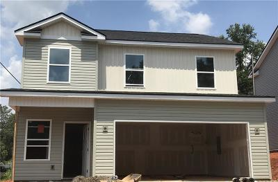 Easley Single Family Home For Sale: 407 Grant Street