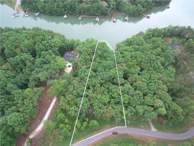 West Union, Seneca/west Union Residential Lots & Land For Sale: 54 Peninsula Pointe North Road