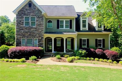 Clemson Single Family Home For Sale: 104 Catawbah Drive