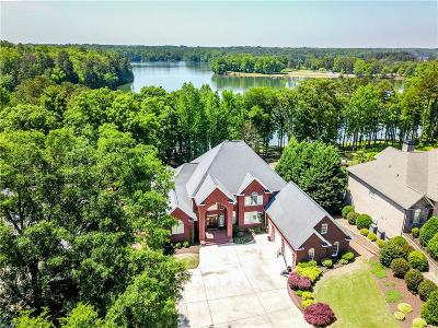 Anderson Single Family Home For Sale: 116 Willowbend Drive
