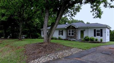 Greenville County Single Family Home For Sale: 26 W McElhaney Road