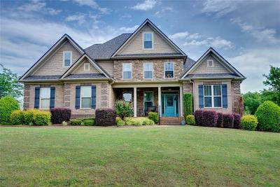 Easley Single Family Home For Sale: 202 Avendell Drive