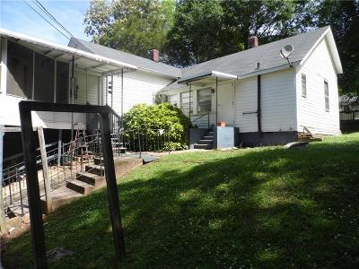Oconee County Single Family Home For Sale: 624 E North 1st Street