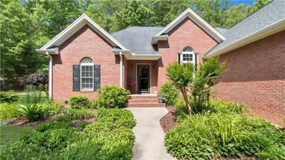 Westminster Single Family Home For Sale: 127 Richland Creek Drive