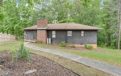 Hart County, Franklin County, Stephens County Single Family Home For Sale: 191 Nelle Drive