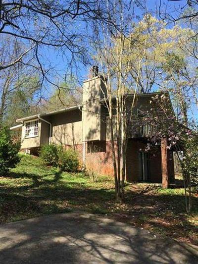 Pickens County Single Family Home For Sale: 251 Mount Olivet Road