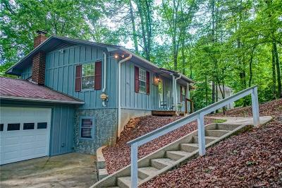Oconee County Single Family Home For Sale: 437 Jumping Branch Road