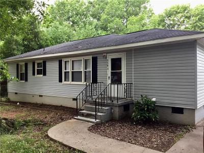 Single Family Home Contract-Take Back-Ups: 3306 Howland Drive