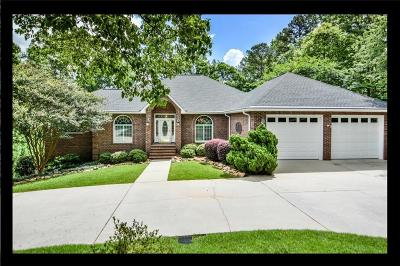 Oconee County Single Family Home For Sale: 206 N Harbour Drive