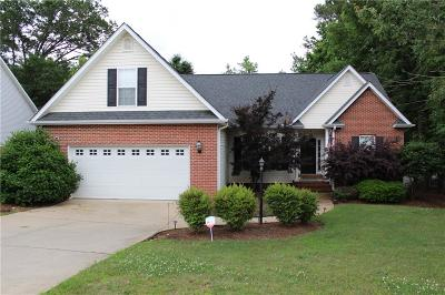 Anderson SC Single Family Home For Sale: $240,000