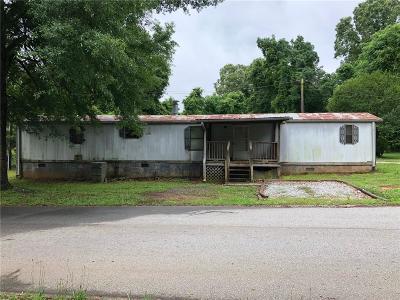 Clemson Mobile Home For Sale: 125 Hawthorne Street