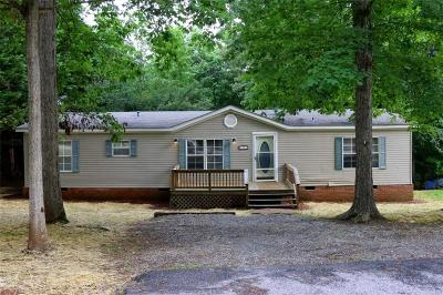 Townville Mobile Home For Sale: 105 Park Road