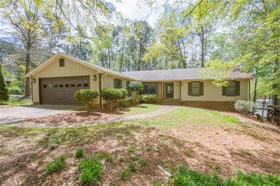 Single Family Home For Sale: 4406 Denver Cove Road