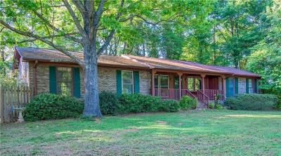 Hart County, Franklin County, Stephens County Single Family Home For Sale: 879 Lightwood Road
