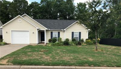 Easley Single Family Home For Sale: 128 Fledgling Way