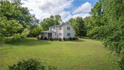Central Single Family Home For Sale: 634 Windy Hill Road