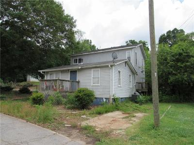 Pickens County Multi Family Home For Sale: 307 Reid Street