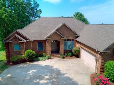 Anderson County Single Family Home For Sale: 207 Edgewater Drive
