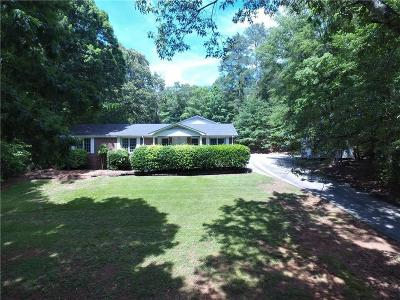 Anderson County Single Family Home For Sale: 1913 Brushy Creek Road