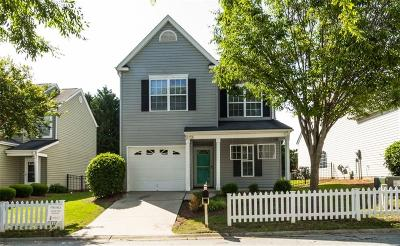 Easley Single Family Home For Sale: 106 Pin Oak Court