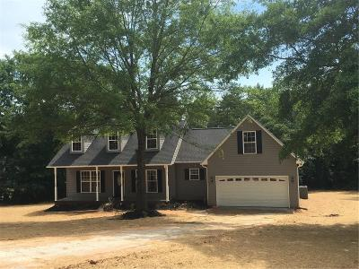 Anderson SC Single Family Home For Sale: $194,850