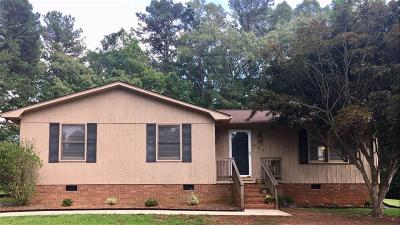 Oconee County Single Family Home For Sale: 324 W Sunsetstrip Drive