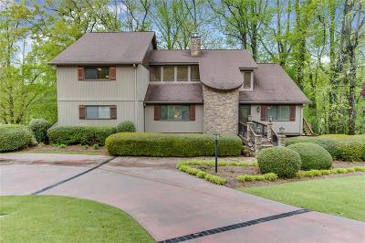 Easley Single Family Home For Sale: 208 Pine Ridge Drive