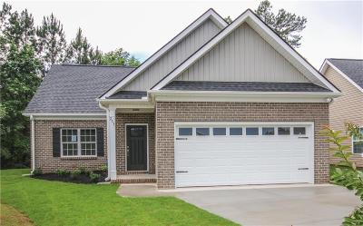 Easley Single Family Home For Sale: 211 Palmetto Way